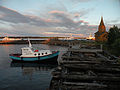 Evening on White Sea 3.jpg