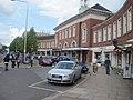 Exeter Railway station entrance - geograph.org.uk - 1872866.jpg