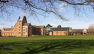 Exeter School - Image: Exeter School 2007