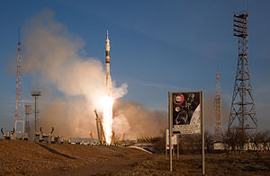 Soyuz TMA-19M - The Soyuz TMA-19M mission lifts off to the ISS on 15 December 2015