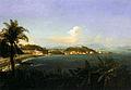 Félix Taunay - 1840 ca. - Praia da Lapa e Morro do Castelo.jpg