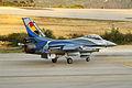 F-16 de la Fuerza Aérea Belga en Vigo (7617851960).jpg