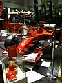 F1 car in Singapore Airport (4448785452).jpg
