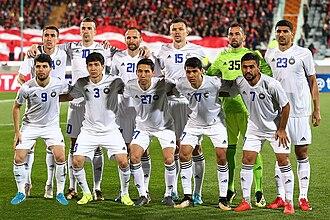 Pakhtakor Tashkent FK - FC Pakhtakor in March 2019