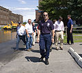 FEMA - 35621 - DHS Secretary Chertoff visiting Wateerloo Iowa.jpg