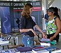 FEMA - 44003 - FEMA workers at the Bolivar Community Day in Texas.jpg
