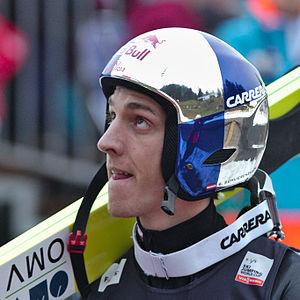 Gregor Schlierenzauer - Schlierenzauer in Engelberg, 2014