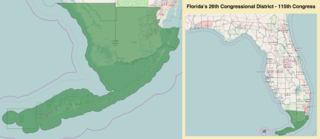 Floridas 26th congressional district American political district