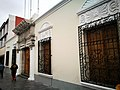 Façana de la Universidad Nacional San Agustín d'Arequipa.jpg