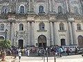 Facade of Basilica of Saint Martin of Tours, Taal, Batangas - panoramio.jpg