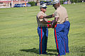 Fair winds, following seas; 'Tanks' 1st Sgt. retires 150807-M-PS017-128.jpg