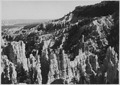 Fairyland, on north side of Boat Mountain. - NARA - 520294.tif