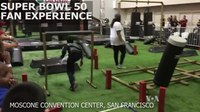 File:Fans Flock to 'NFL Experience' in San Francisco to Run Drills.webm