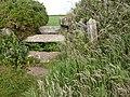 Farm path stile. - panoramio.jpg