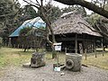 Farmhouse of Mera in garden of Miyazaki Prefectural Museum of Nature and History 2.jpg