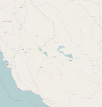 FAZ is located in Fars