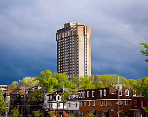Fenwick Tower (Halifax) - Fenwick Tower
