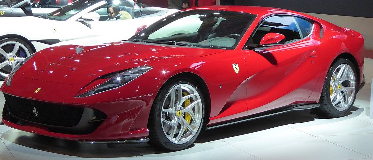 ferrari 812 superfast wikipedia. Black Bedroom Furniture Sets. Home Design Ideas