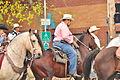 Fiestas Patrias Parade, South Park, Seattle, 2015 - 285 - the horses (20973602723).jpg