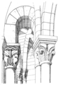 Fig 12 -Perspective View of apsidal vault of Morienval.png