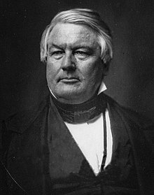 In 1800 twelfth Vice President of the United States Millard Fillmore was born in a log cabin in Moravia, Cayuga County, in the Finger Lakes region of New York State.