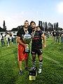 Finale Campionato di Eccellenza di rugby a 15 2010-2011, la coppa.jpg