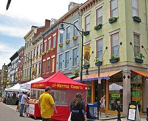 Findlay Market - Image: Findlay Market 2
