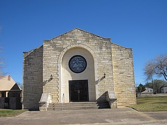 Charlotte, Texas - Image: First Baptist Church of Charlotte, TX IMG 2518