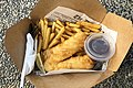 Fish and Chips at White Beard Fish n Chips, Central, HK (20181009154431).jpg