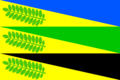 Flag of Aleksandrovskoe (Yeysky rayon).png