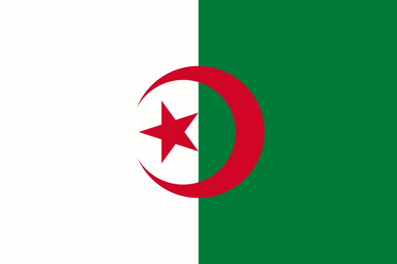 Algeria Flag Description