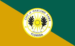 Flag of Oakland Park, Florida.png