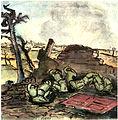 Flaig Kriegstagebuch Blatt 09 Beschiessung.jpg