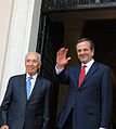 Flickr - Πρωθυπουργός της Ελλάδας - Αντώνης Σαμαράς - Συνάντηση με τον Πρόεδρο του Ισραήλ κ. Shimon Peres.jpg