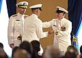 Flickr - Official U.S. Navy Imagery - MCPON Michael Stevens accepts his new cutlass..jpg