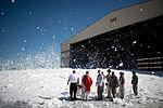 Flurry of foam released at Travis (13).jpg