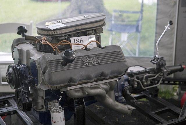 Ford FE engine - WikiwandWikiwand