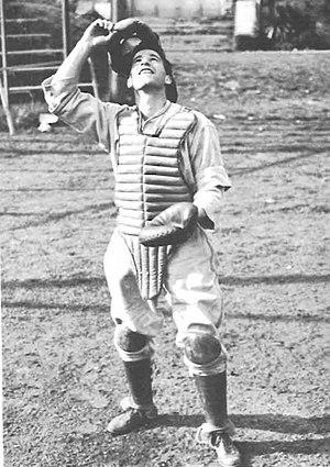 Moon Mullen - Mullen from the 1939 Oregana