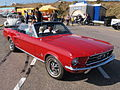 Ford Mustang Convertible dutch licence registration DH-22-50 pic02.JPG
