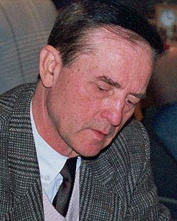 Győző Forintos Hungarian chess player