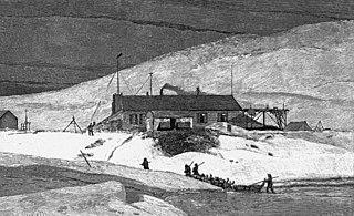 building in Nunavut, Canada