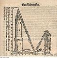 Fotothek df tg 0001542 Geometrie ^ Vermessung ^ Spiegel ^ Turm.jpg