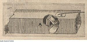 Tremulant - Image: Fotothek df tg 0008466 Mechanik ^ Musikinstrument ^ Orgel ^ Tremulant