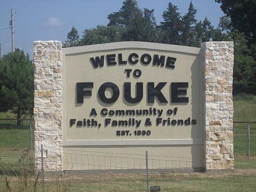Fouke mailbbox