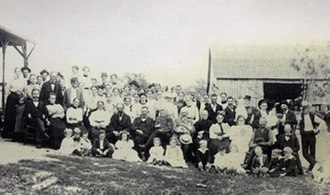 Upper Arlington, Ohio - Image: Founding Families