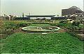 Fountain and Gate Complex Under Construction - Science City - Calcutta 1995-05-25 529.JPG