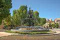 Fountain pomegranates Granada.jpg