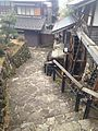 Foursquare of Magome-juku 2.jpg
