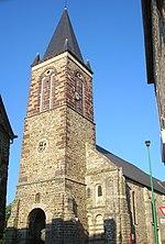 L'église Notre-Dame-du-Grand-Vivier