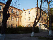 Franciscan monastery in Lviv (school).jpg